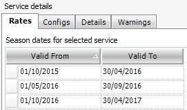 English Date Format in TourWriter2