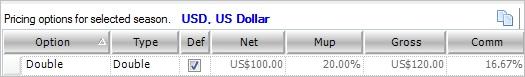 Example of Exchange Rates