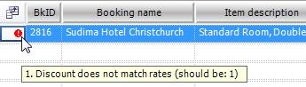 Booking Error 4