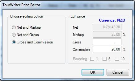 Price Editor