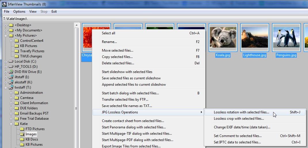 Converting Progressive JPEG Images to Baseline JPEG Images
